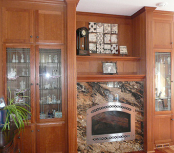 Picha's Cabinet Shop is a builder of custom cabinets for any room in your house for the entire Shakopee Minnesota area.